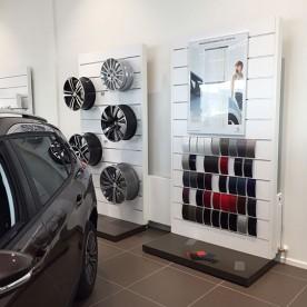 Inventar - Bilforhandler 1