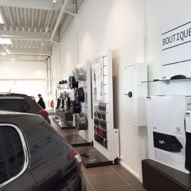 Inventar - Bilforhandler 2